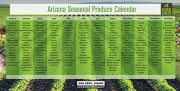 Arizona Seasonal Produce Calendar
