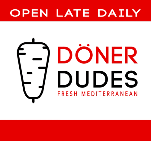 The Donor Dudes Logo