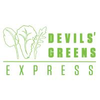 Devil's Greens Express Logo