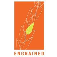 Engrained Cafe Downtown logo