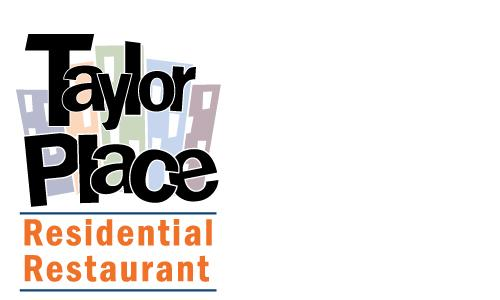 Taylor Place Residential Restaurant Logo